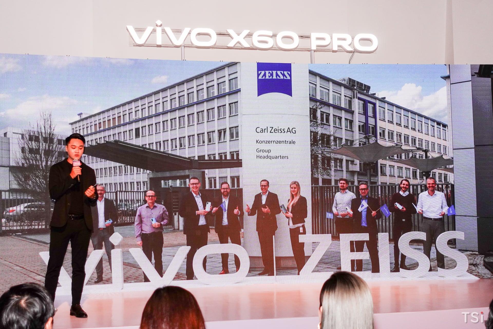 Chính thức ra mắt vivo X60 Pro, giá 19,99 triệu đồng