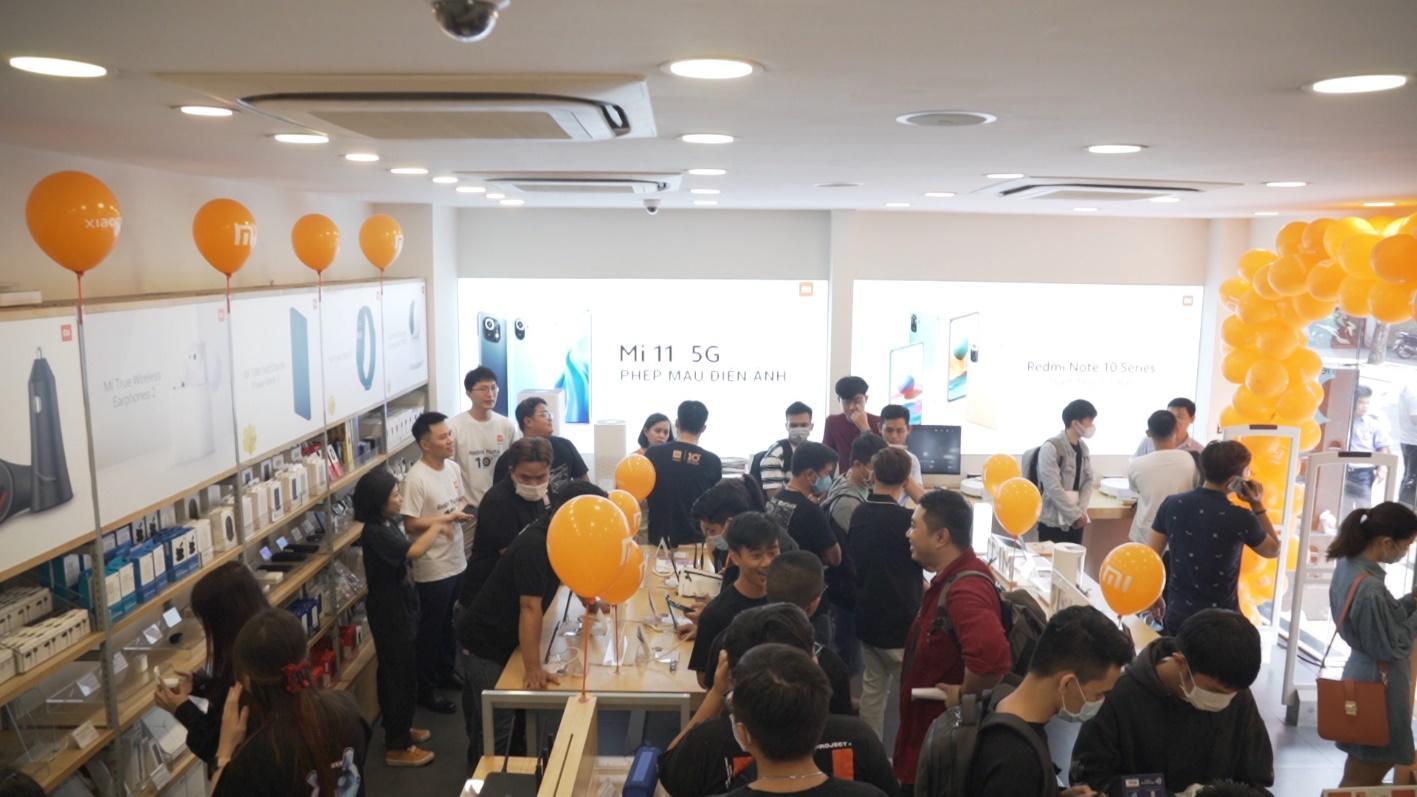 Xiaomi tổ chức Lễ hội Mi Fans Festival 2021