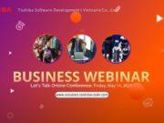 Toshiba tổ chức hội thảo trực tuyến 'Xu hướng chuyển đổi số - Giải Pháp Thông Minh'