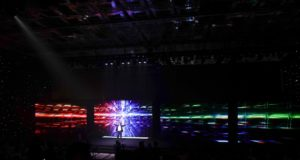 Ra mắt TV Samsung Micro LED 2021 tại sự kiện 'tuyệt tác công nghệ'