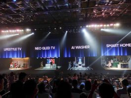 Máy giặt thông minh Samsung AI ra mắt, giá từ 15,5 triệu đồng