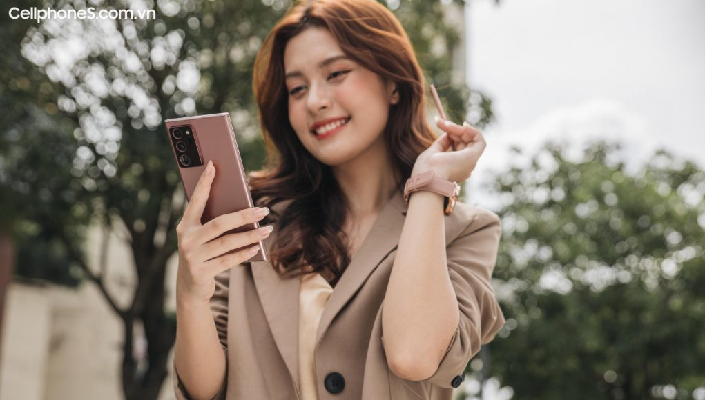 Sau nửa năm, Galaxy Note20 Ultra 5G giảm còn 21 triệu