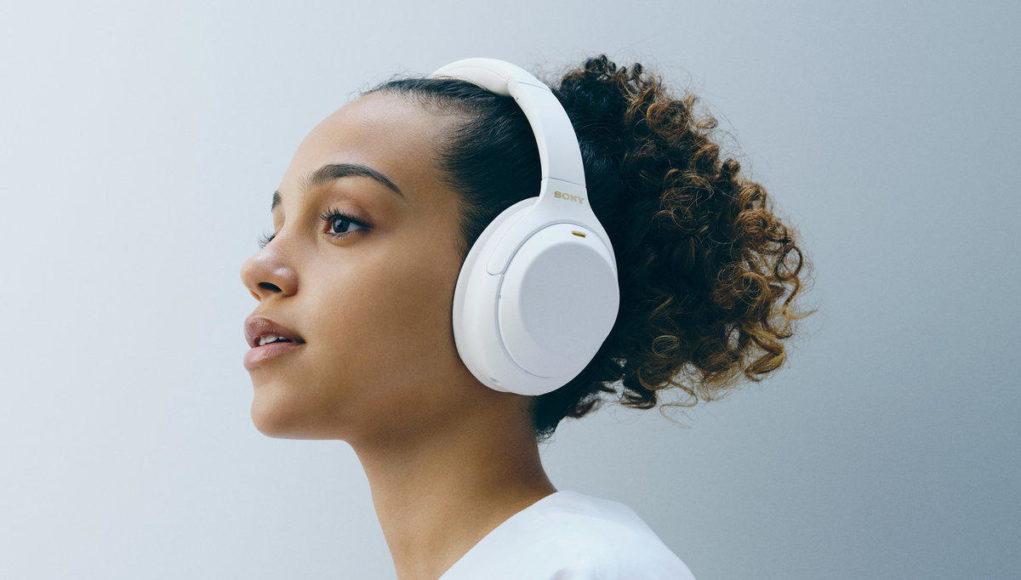 Sony ra mắt tai nghe WH-1000XM4 Silent White bản giới hạn