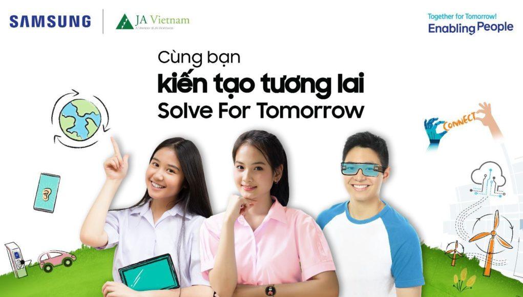 Samsung khởi động cuộc thi Solve for Tomorrow 2021