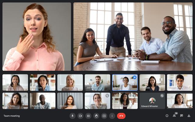 Để cuộc họp trực tuyến toàn diện và hiệu quả hơn với Google Meet