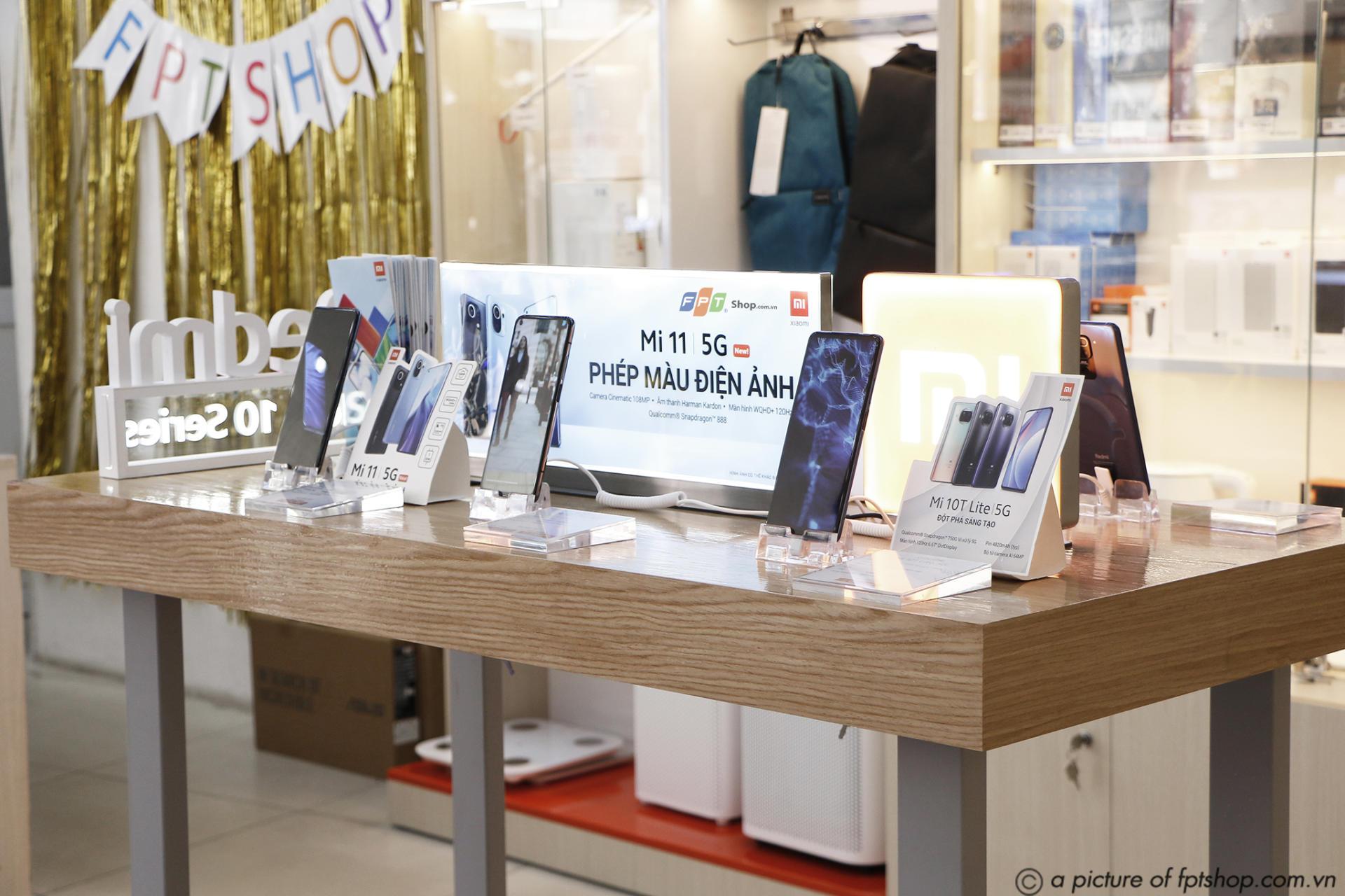 FPT Shop mạnh tay giảm giá cho sản phẩm Xiaomi chính hãng