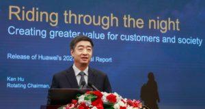 Huawei công bố Báo cáo thường niên năm 2020