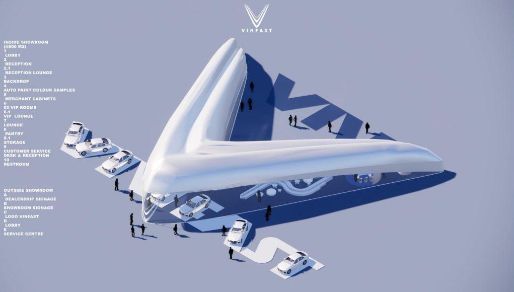 Giải Nhất dành cho nhà thiết kế Vicky Daroca`
