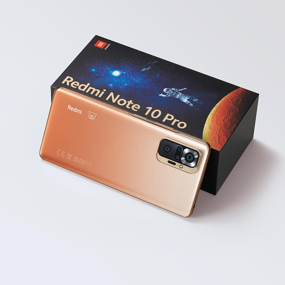Redmi Note 10 Pro Mi Fan Festival phiên bản đặc biệt
