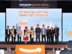 Amazon công bố chương trình 'Kỷ nguyên bứt phá, hàng Việt vươn xa'