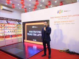 FPT Shop đã có 70 Trung tâm laptop, phủ khắp 63 tỉnh thành trên toàn quốc
