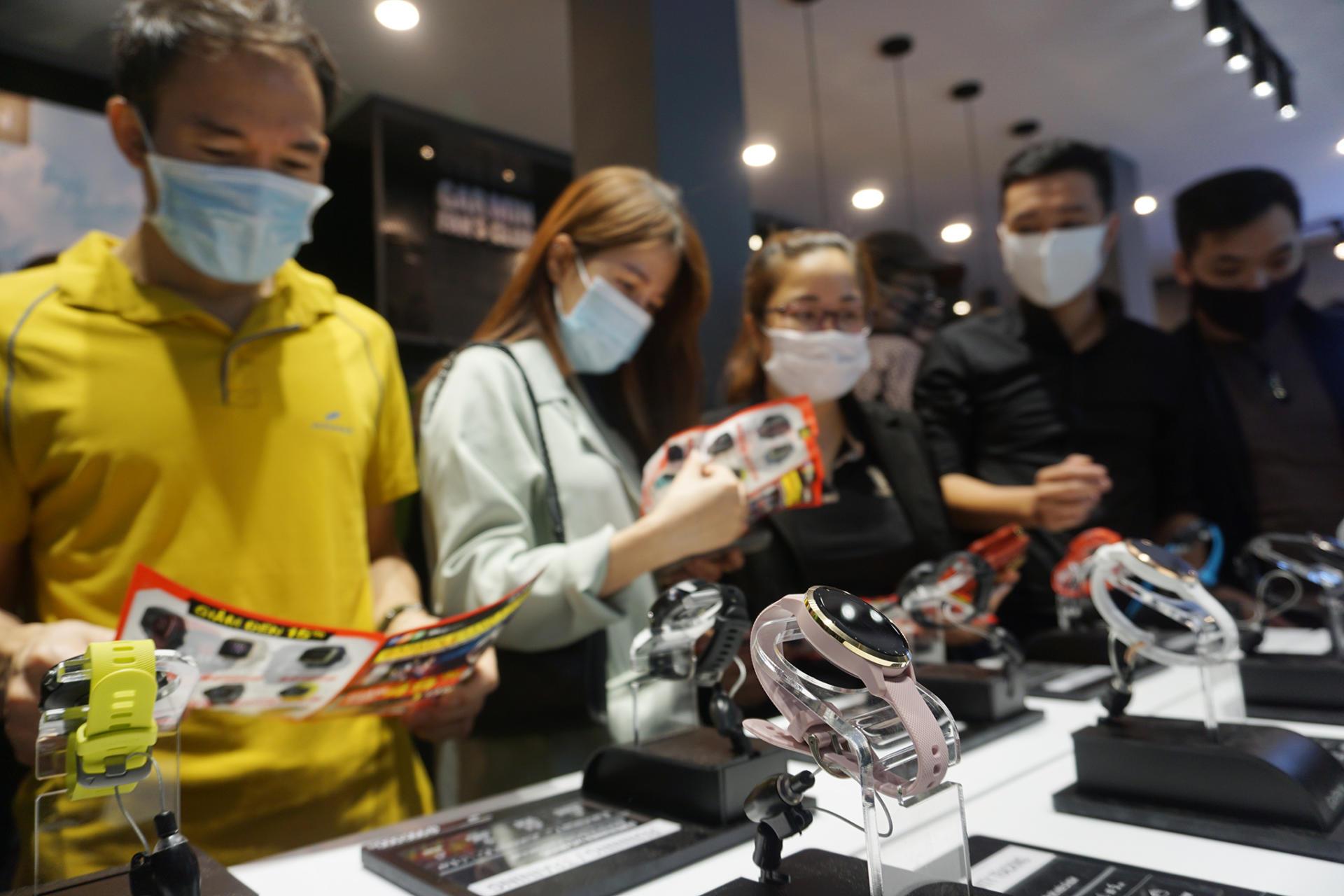 Garmin khai trương cửa hàng chính hãng đầu tiên tại Việt Nam