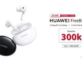 Huawei FreeBuds 4i bán 1000 sản phẩm trong chưa đầy một tuần