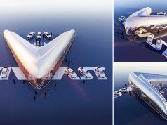 Công bố kết quả cuộc thi thiết kế Showroom VinFast toàn cầu 2021