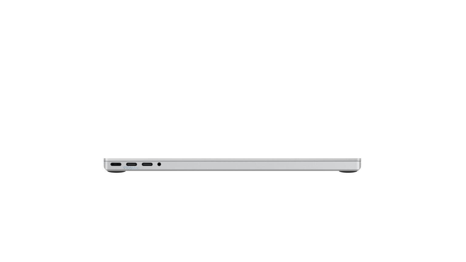 Chiếc MacBook Pro 2021 bị rò rỉ sẽ không có Touch Bar
