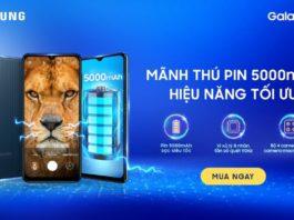 Samsung Galaxy M12 ra mắt: 'mãnh thú' kết hợp hiệu năng tối ưu, pin bền bỉ và 4 camera
