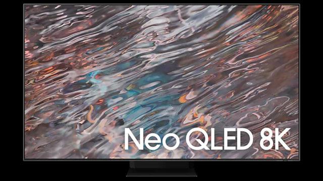 MediaTek và Samsung giới thiệu TV 8K hỗ trợ Wi-Fi 6E đầu tiên trên thế giới