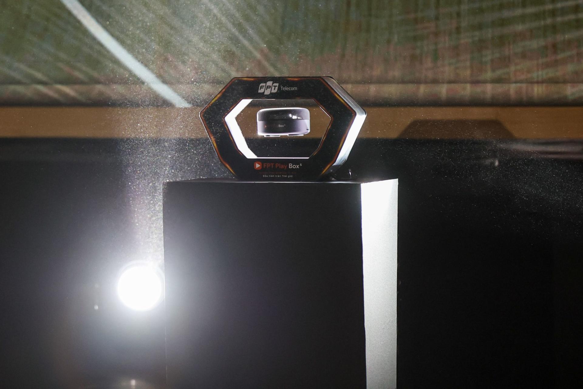 Ra mắt FPT Play Box S: TV Box kết hợp loa thông minh đầu tiên trên thế giới