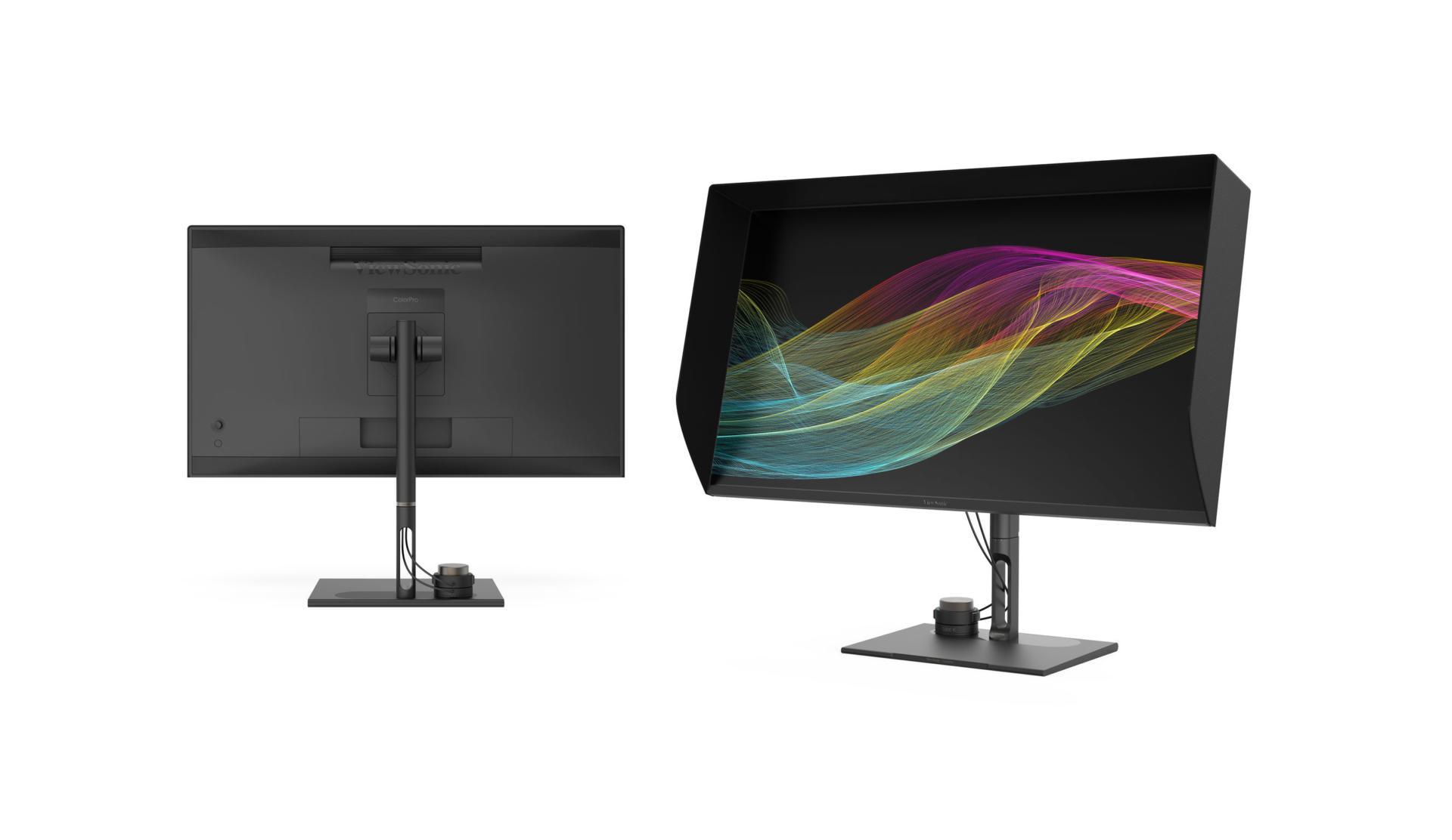 ViewSonic giành giải thưởng thiết kế iF 2021 cho màn hình ColorPro