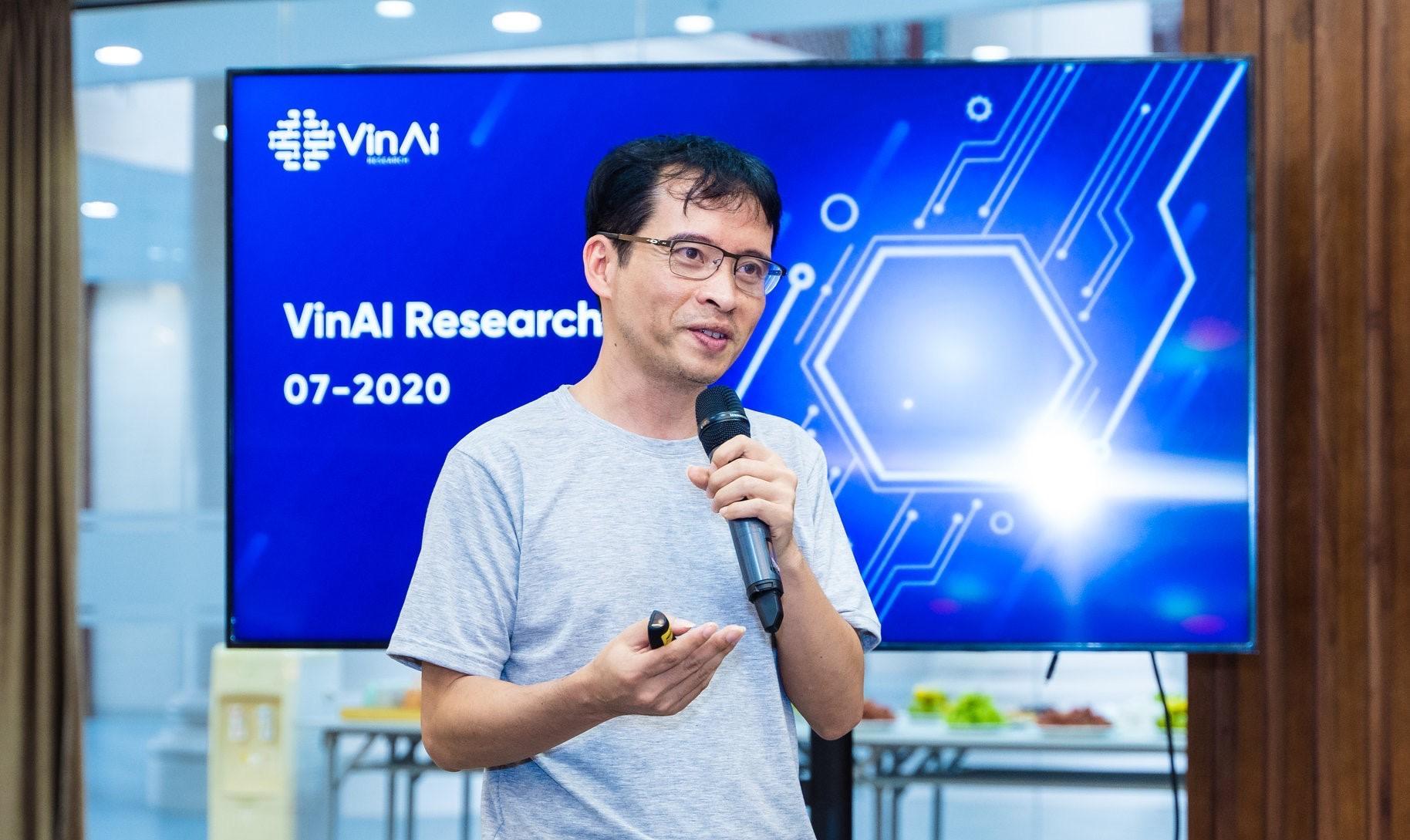 VinAI lắp siêu máy tính mạnh nhất khu vực từ Nvidia
