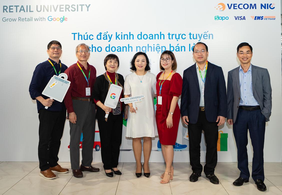 Visa ra mắt chuỗi sự kiện Google Retail University