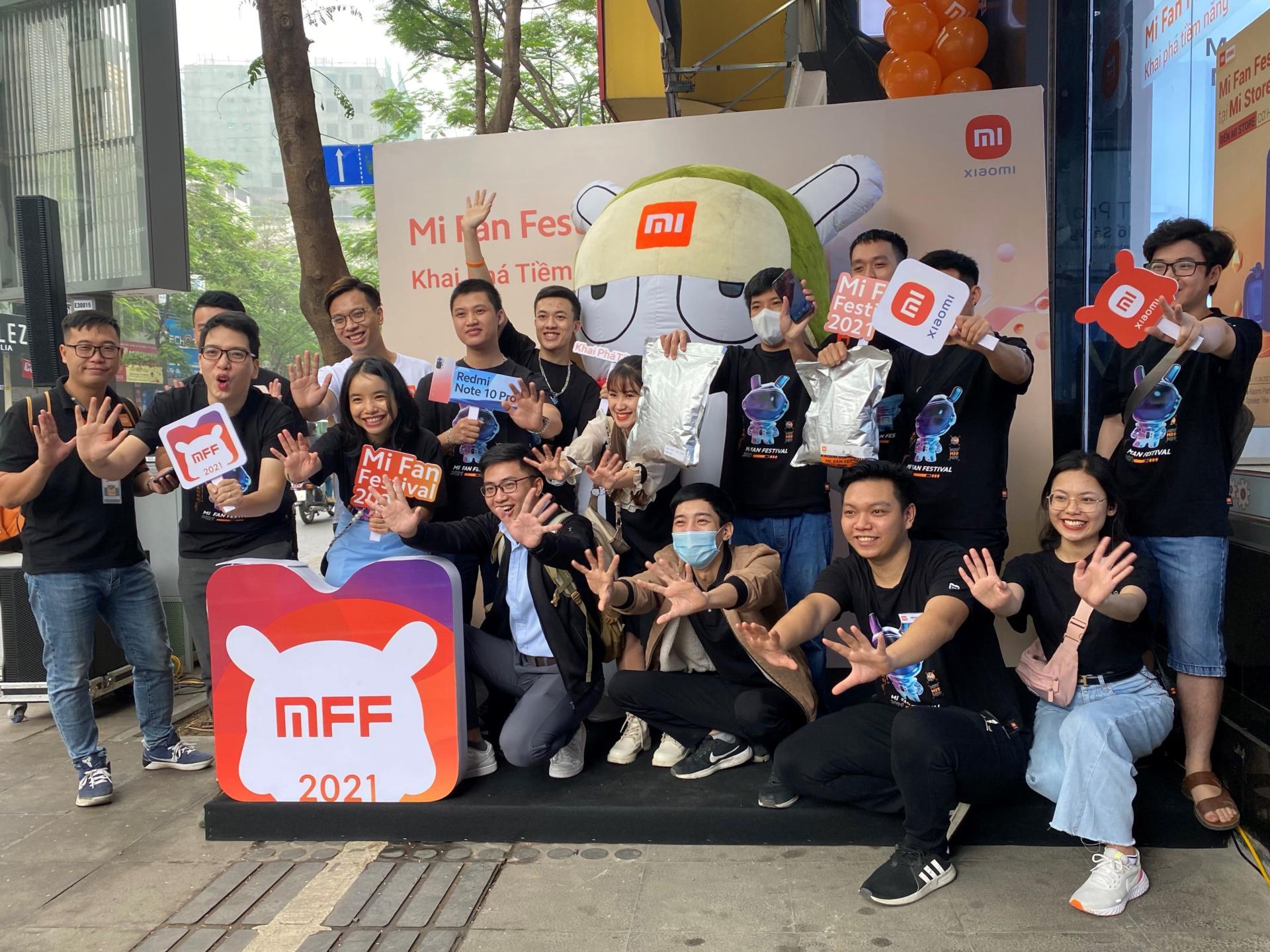 Mi Fan Festival 2021 ghi nhận những dấu ấn từ Xiaomi