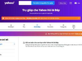 Yahoo Hỏi & Đáp sẽ đóng cửa vào đầu tháng 5