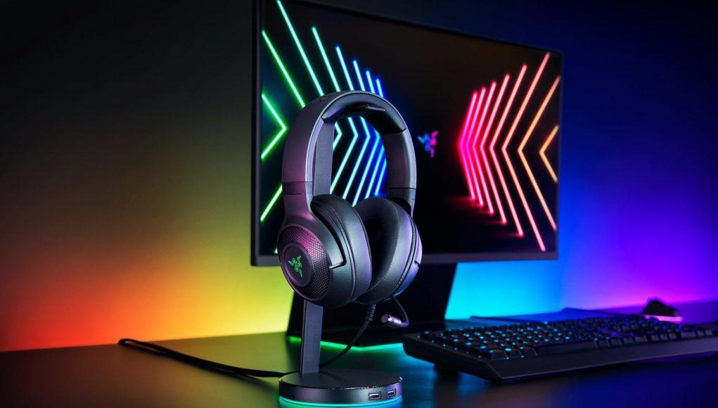 Ra mắt tai nghe chơi game Razer Kraken V3 X