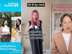 TikTok hợp tác với Tổng cục Phòng chống thiên tai và UNWomen