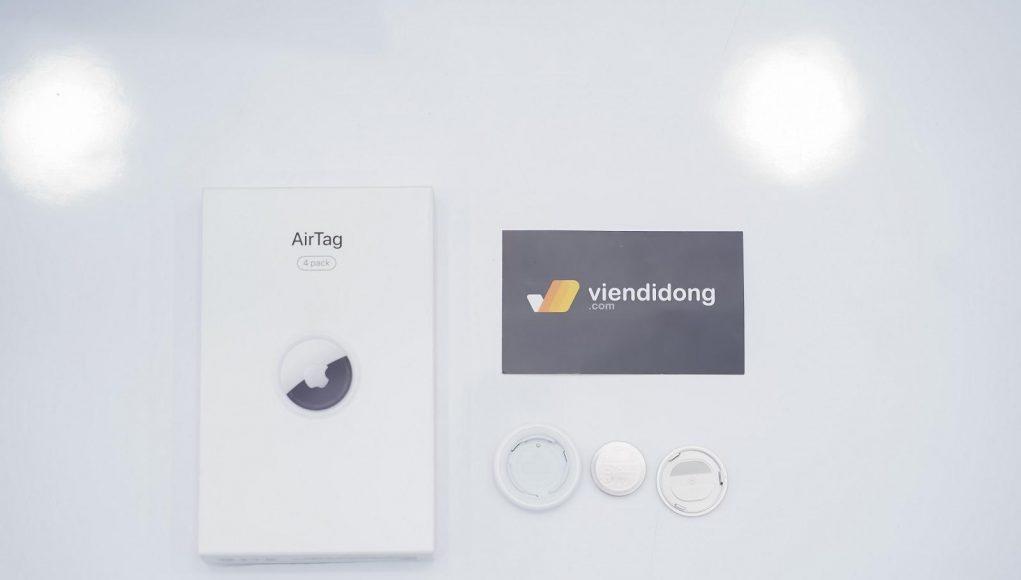 Bao nhiêu iFan tại Việt Nam sử dụng AirTag?