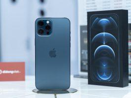 iPhone 12 Pro 128GB giảm 4,6 triệu, khách đặt mua tăng mạnh