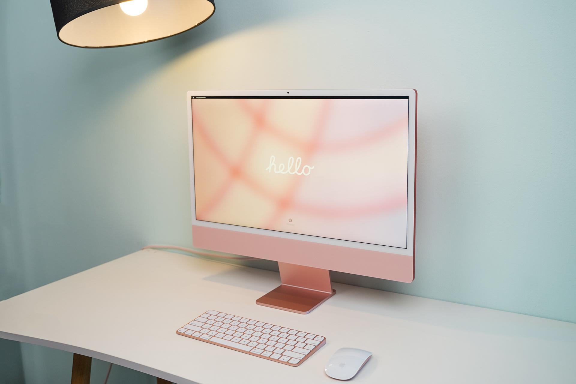 Ảnh thực tế iMac M1 2021: về Việt Nam giữa tháng 6, giá từ 33 triệu đồng
