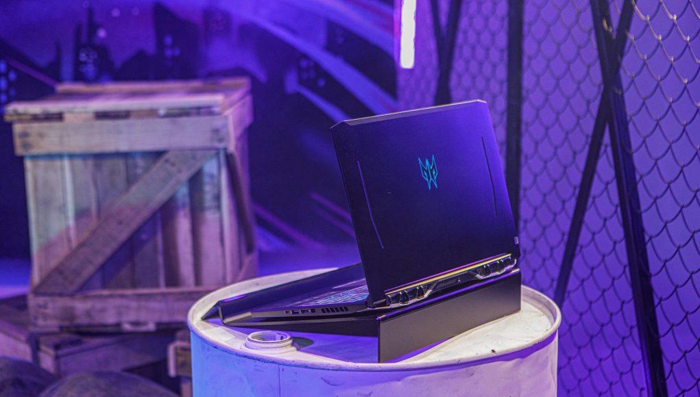 Acer Việt Nam ra mắt loạt laptop trang bị card đồ họa Nvidia GeForce RTX 30 Series
