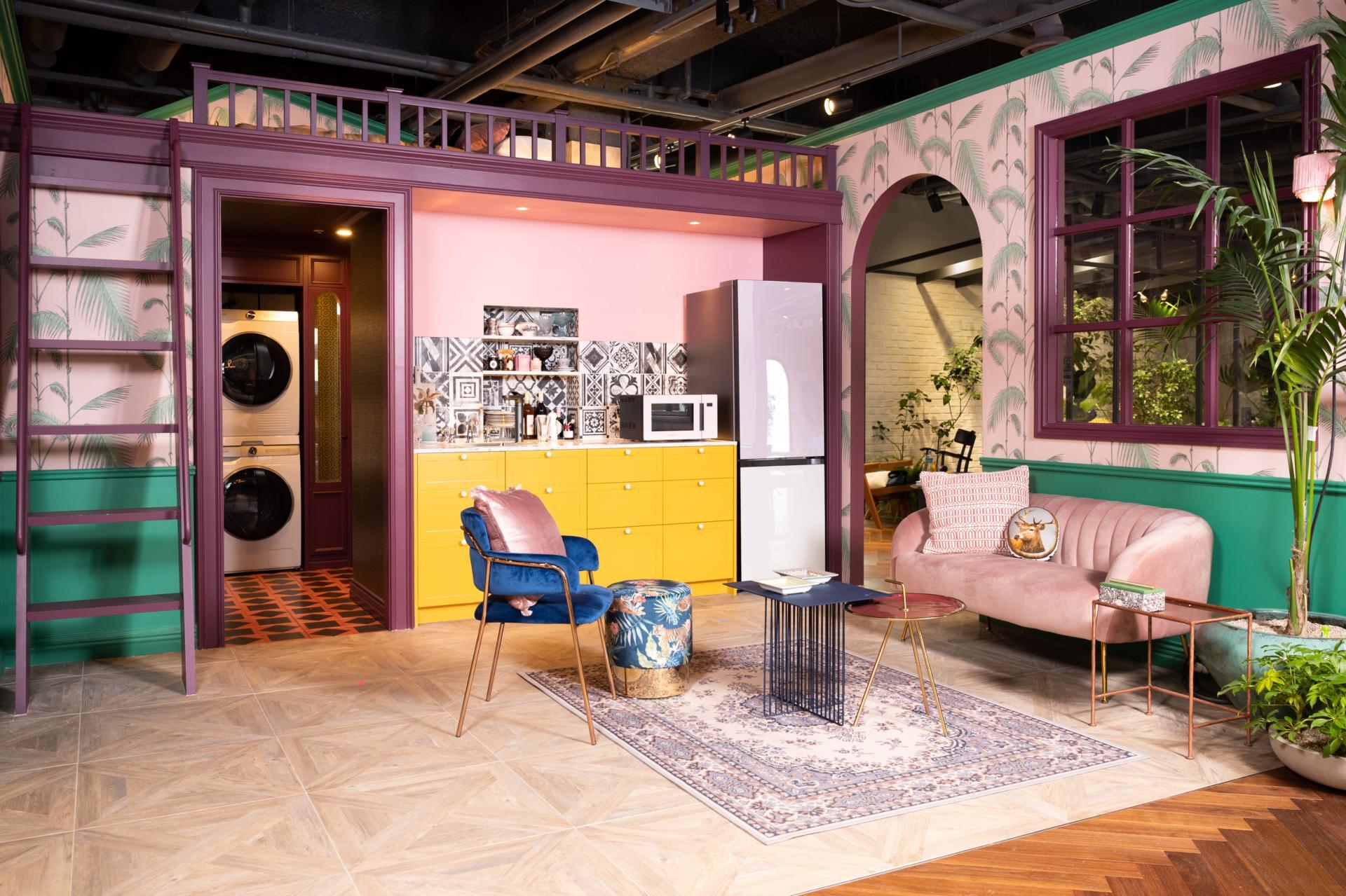Samsung mở rộng dòng thiết bị Bespoke tại 'Bespoke Home 2021'