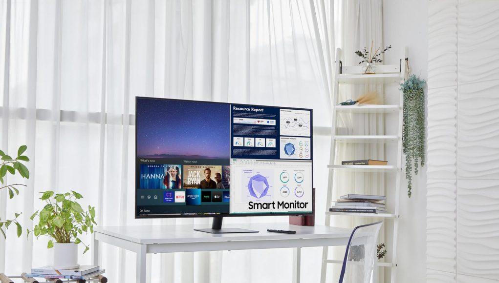 Samsung mở rộng dòng Smart Monitor trên toàn cầu