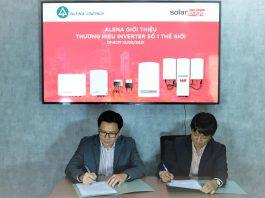 Alena Energy giới thiệu SolarEdge - thương hiệu inverter số 1 thế giới