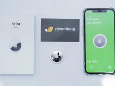 Apple AirTag đầu tiên về Việt Nam giá 990 ngàn đồng