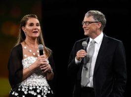 Vợ chồng Bill Gates và Melinda Gates công bố ly hôn