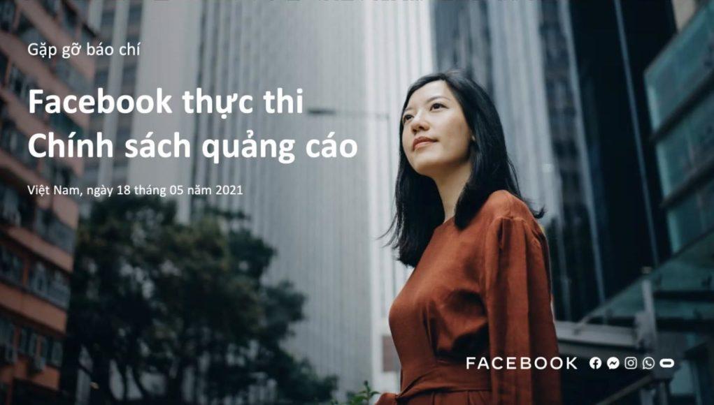 Facebook làm rõ chính sách quảng cáo tại Việt Nam