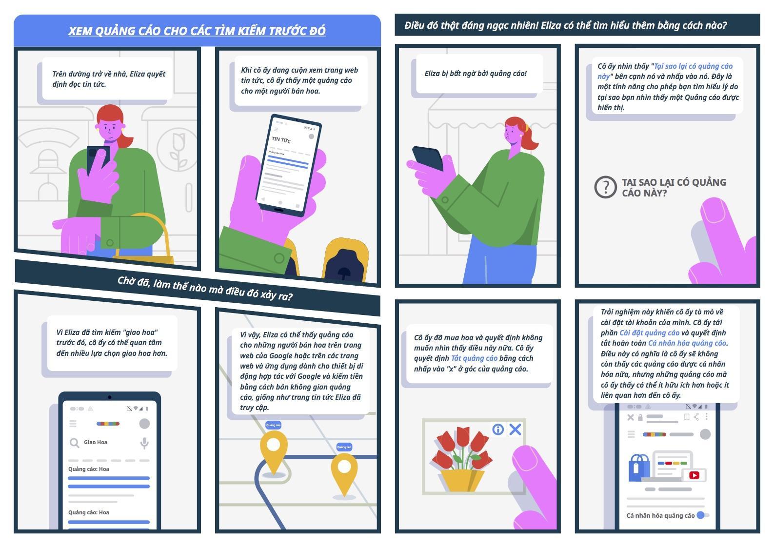Google chia sẻ cách hãng giữ an toàn, giúp kiểm soát quyền riêng tư