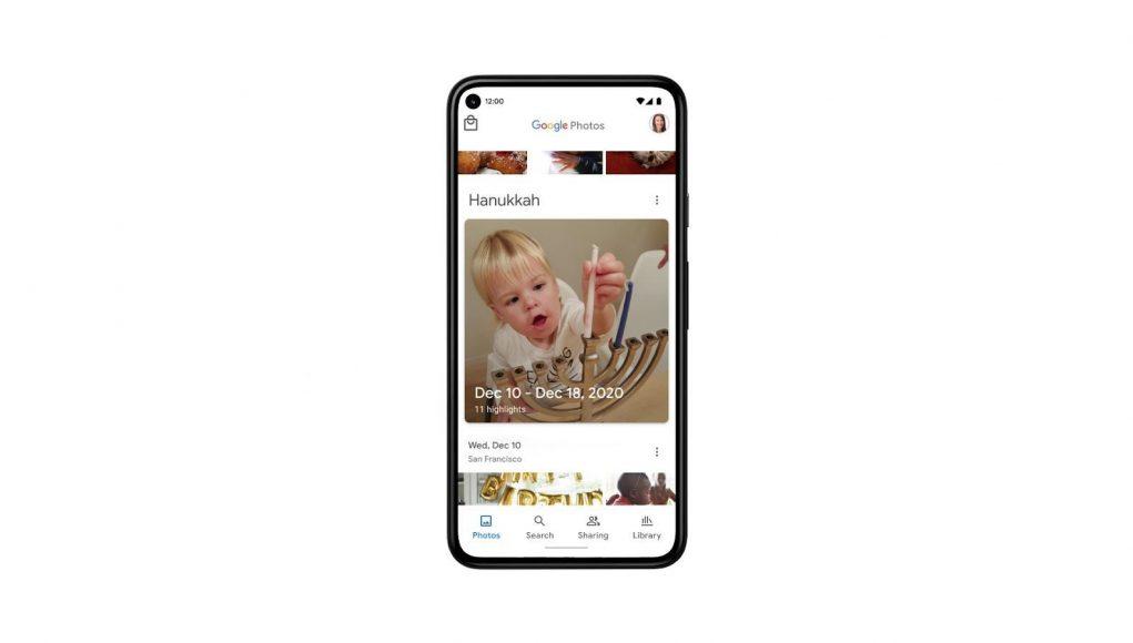 Google Photos áp dụng AI để tạo ra những Ảnh kỷ niệm