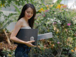 Laptop LG gram 2021 và chuột Logitech Pebble - hơn cả bộ đôi phong cách