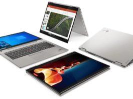 Lenovo ra mắt laptop siêu mỏng ThinkPad X1 Titanium Yoga