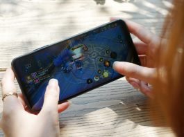 Ảnh thực tế smartphone 5G giá rẻ mới ra mắt của Xiaomi