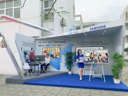 Samsung giới thiệu Hệ sinh thái Giáo dục Samsung Edu