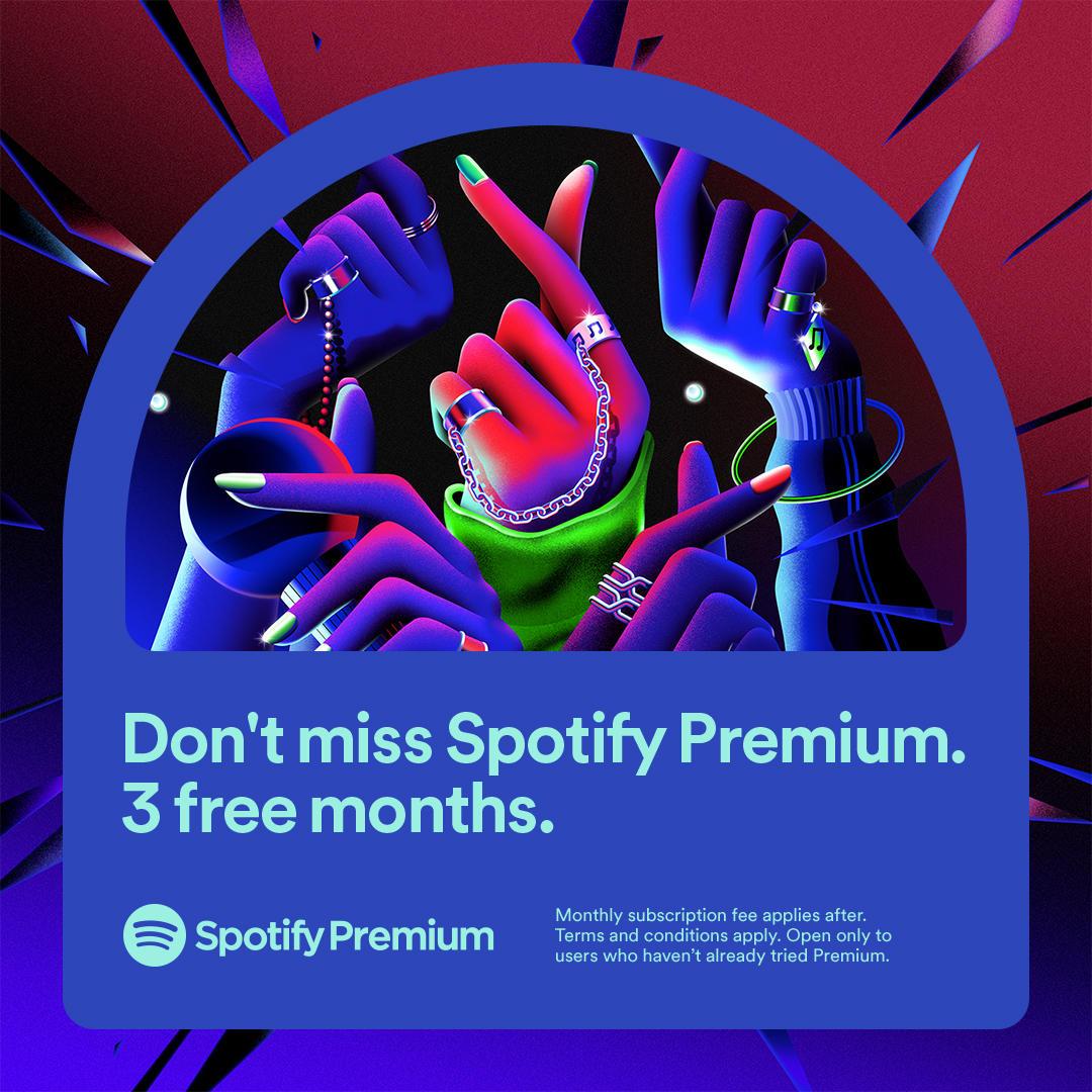 Spotify Premium ra mắt ưu đãi mới cho người dùng miễn phívà người dùng mới