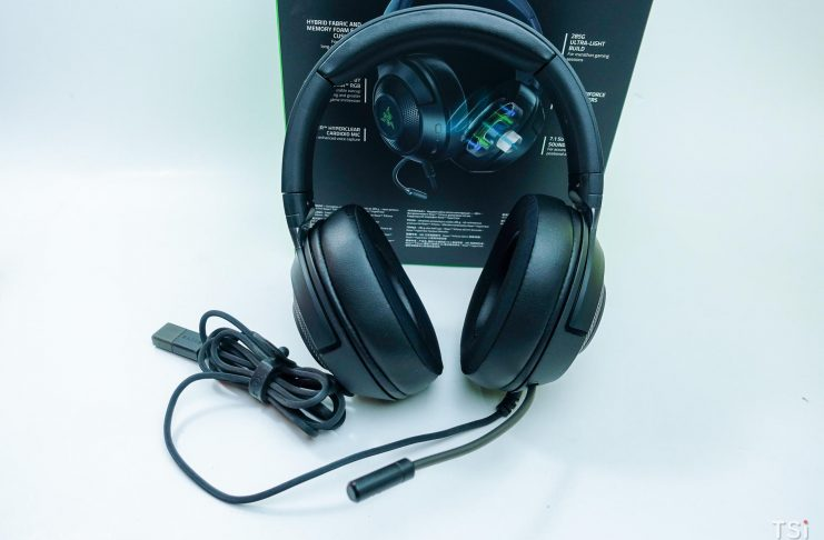 Đánh giá tai nghe Razer Kraken V3 X: nhẹ, phù hợp cho game thủ