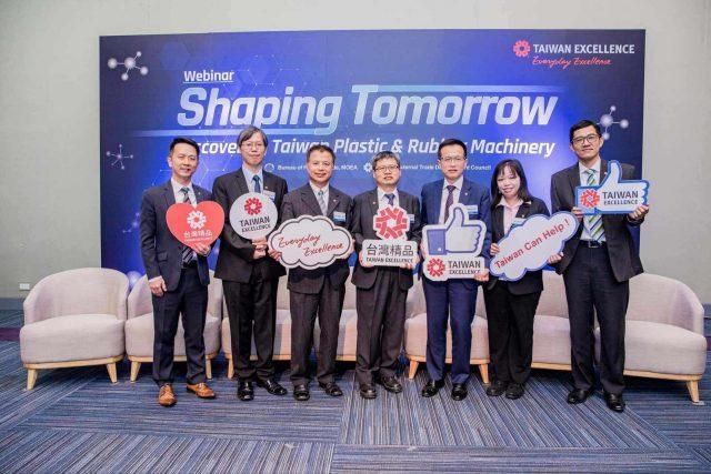 Taiwan Excellence giới thiệu công nghệ tương lai ngành sản xuất nhựa và cao su Đài Loan