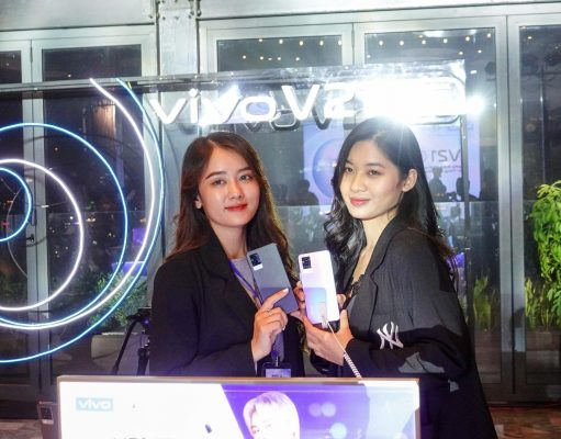 Smartphone vivo V21 5G với camera selfie 44MP có đèn Flash kép, giá 9,9 triệu đồng
