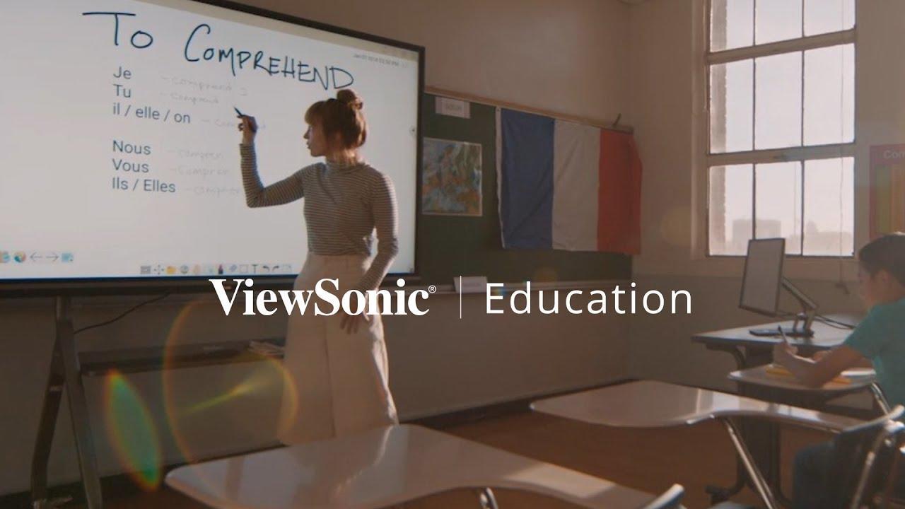 ViewSonic phát động chiến dịch 'cảm ơn thầy cô giáo'